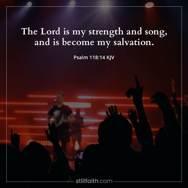 80+ Best Bible Verses about Strength (with Pictures & PDF)