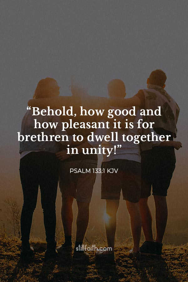 25 Best Bible Verses about Working Together (KJV, NIV & ESV)