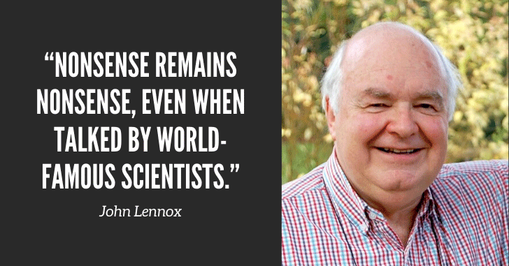 John Lennox Quotes: 100+ Quotes That Will Change Your Thinking