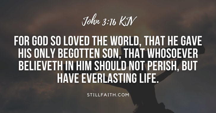 154 Bible Verses about God's Unconditional Love