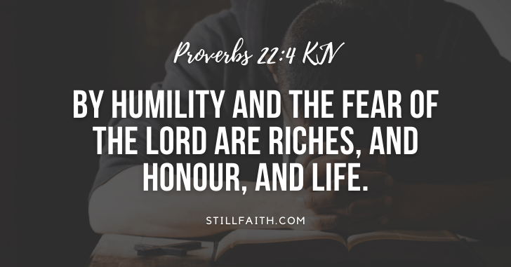 146 Bible Verses about Humbleness