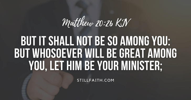 173 Bible Verses about Leaders